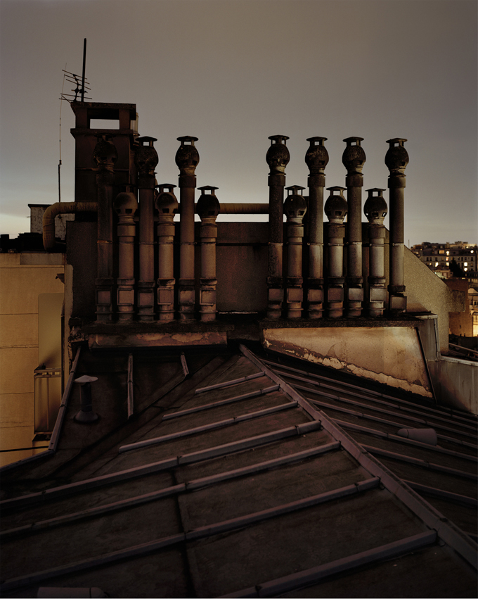"Copy of ""SUR PARIS #4"" - ALAIN CORNU"