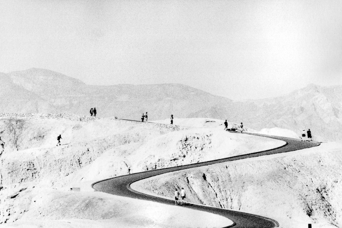 Copy of « DEATH VALLEY, CALIFORNIA, #1 » BY RENATO D'AGOSTIN