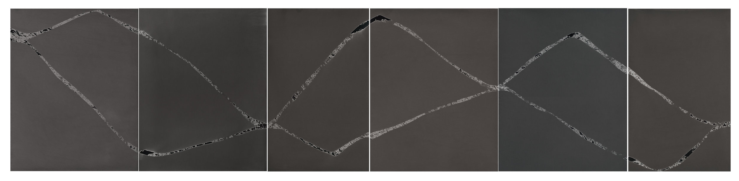 Copy of Confine #200-201-202-203-204-205 by Vittoria Gerardi