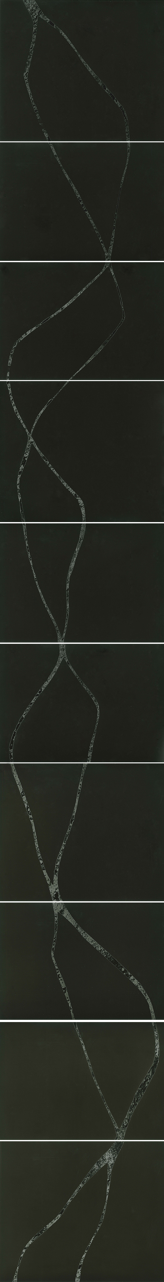 Copy of Confine #270 (260-261-262-263-264-265-266-267-268-269) by Vittoria Gerardi