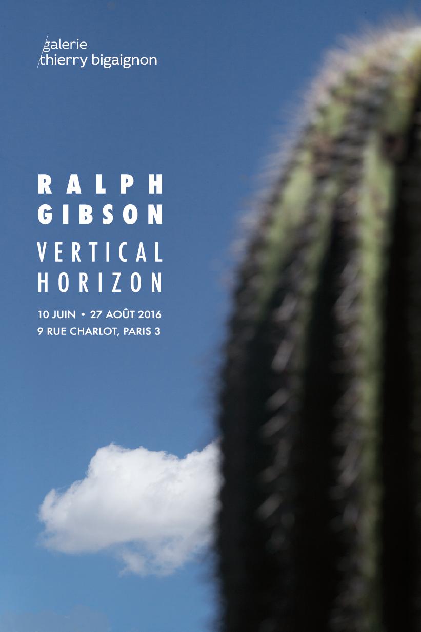 "Ralph Gibson, ""Vertical Horizon"""