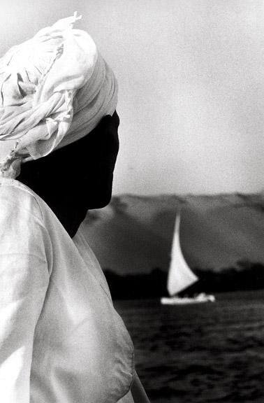 "Copy of ""Arab Felluca"" by Ralph Gibson"