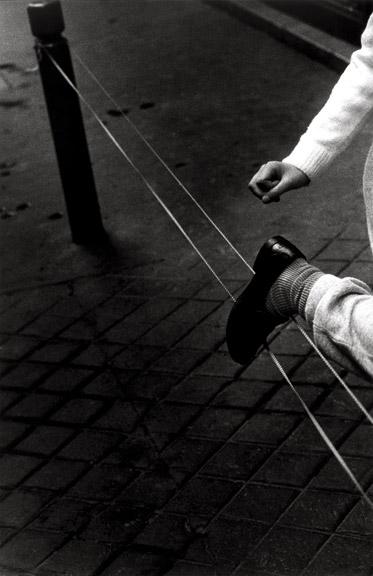 "Copy of ""French Game"" by Ralph Gibson"