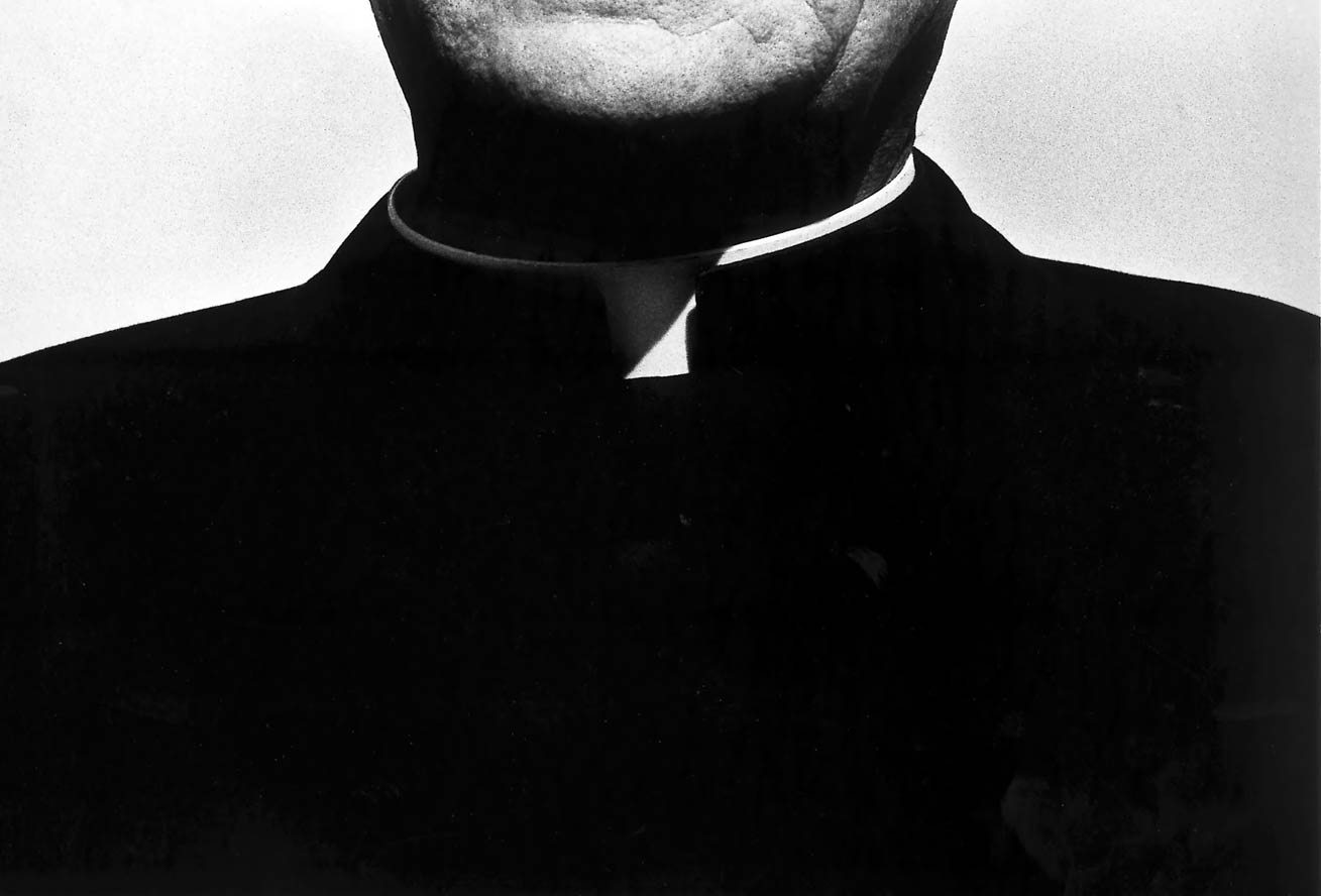 "Copy of ""Altar Boy"" by Ralph Gibson"