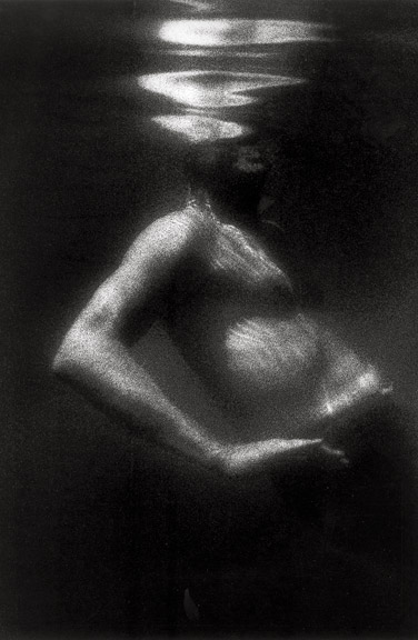 "Copy of ""Swimmer"" by Ralph Gibson"