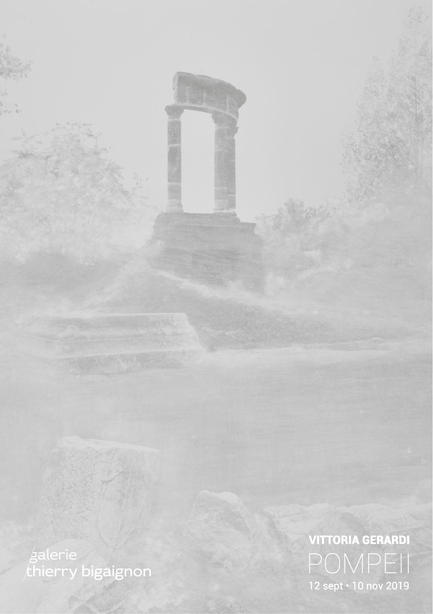 """Vittoria Gerardi, """"Pompeii"""""""