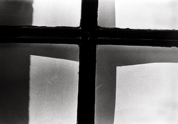 "Ralph Gibson - Untitled, AKA ""Tribute to Malevitch"""