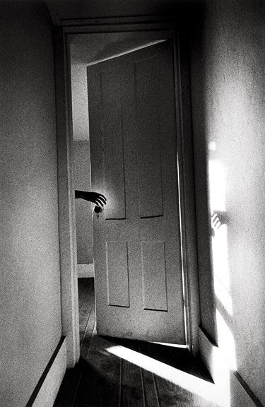 Ralph Gibson - Untitled, AKA The Somnambulist/Hand and Door