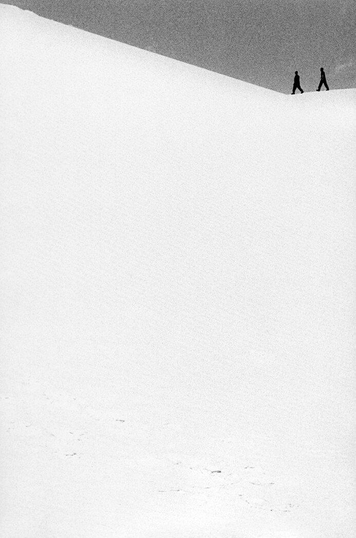 Renato D'Agostin - White Sands, New Mexico, #2, 2015