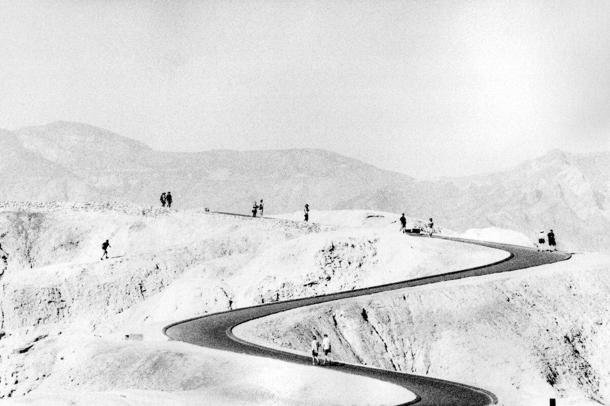 Renato D'Agostin - Death Valley, California, #1, 2015