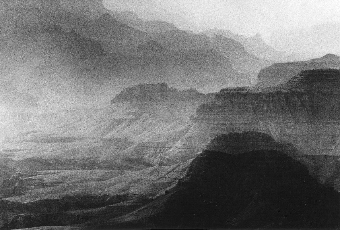 Renato D'Agostin - Grand Canyon, Arizona, #2, 2015
