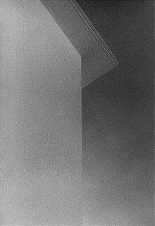 """Yannig Hedel - CRN-2, """"Corniche avec double trait"""" or """"Corniche horizontale"""", 1998"""