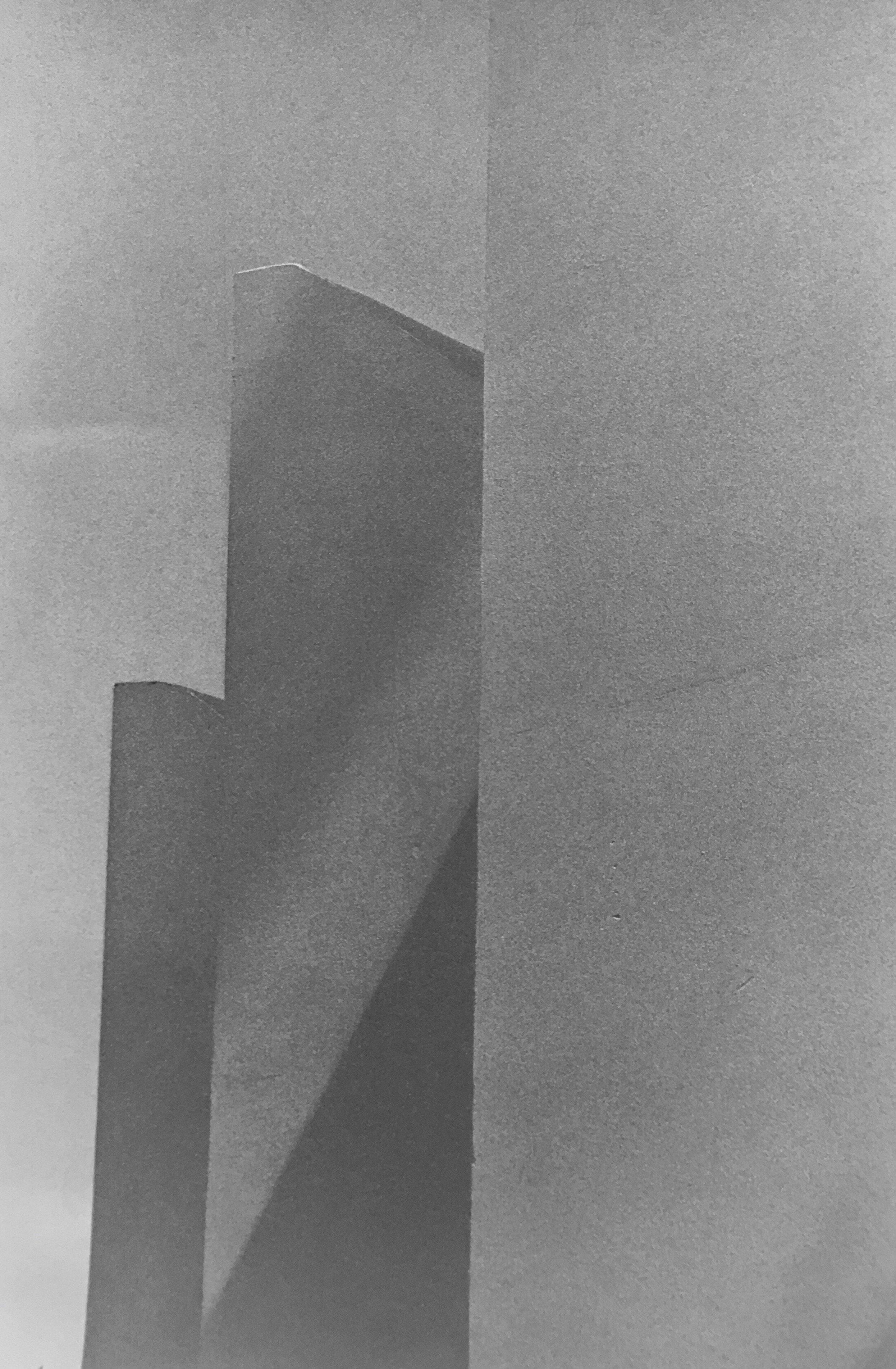 Yannig Hedel - Éperon éclairé, 1992