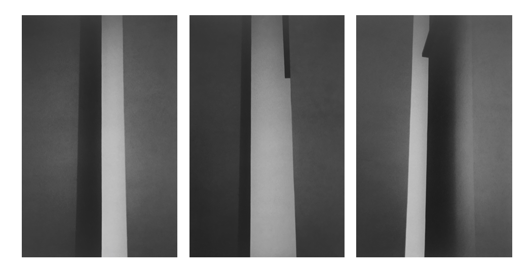 Yannig Hedel - HEN-13-14-15, Hénon - Triptyque Sombre, 1997