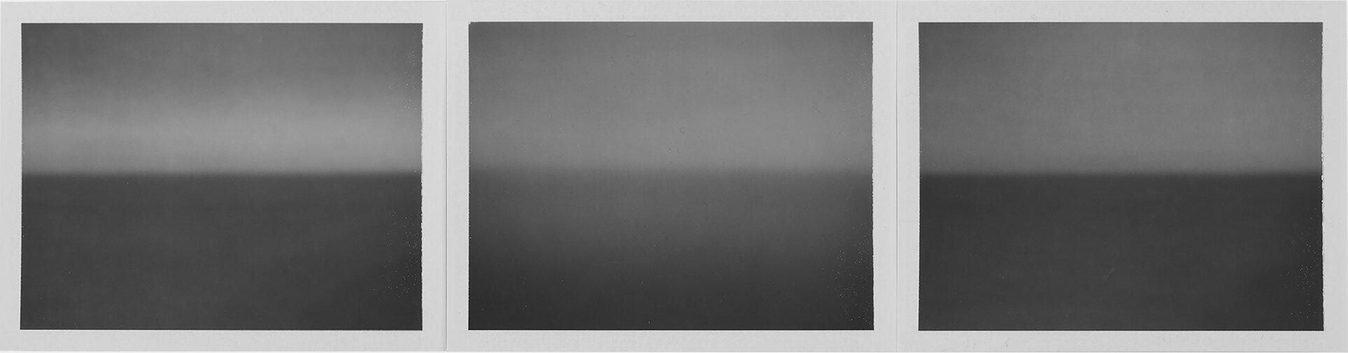 Thomas Paquet - Horizon, étude noir et blanc #7, 2015