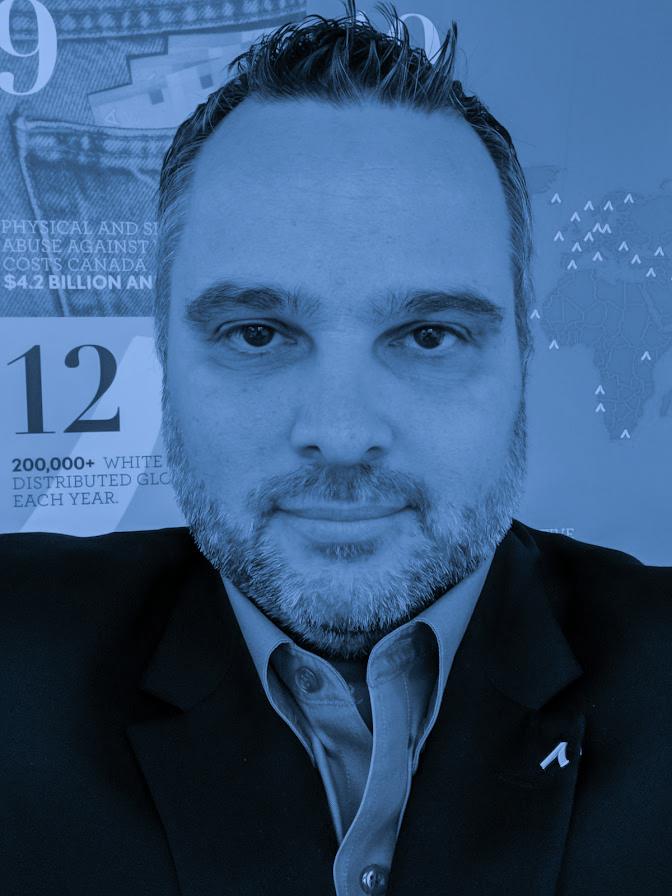 Humberto Carolo |  Executive Director, White Ribbon