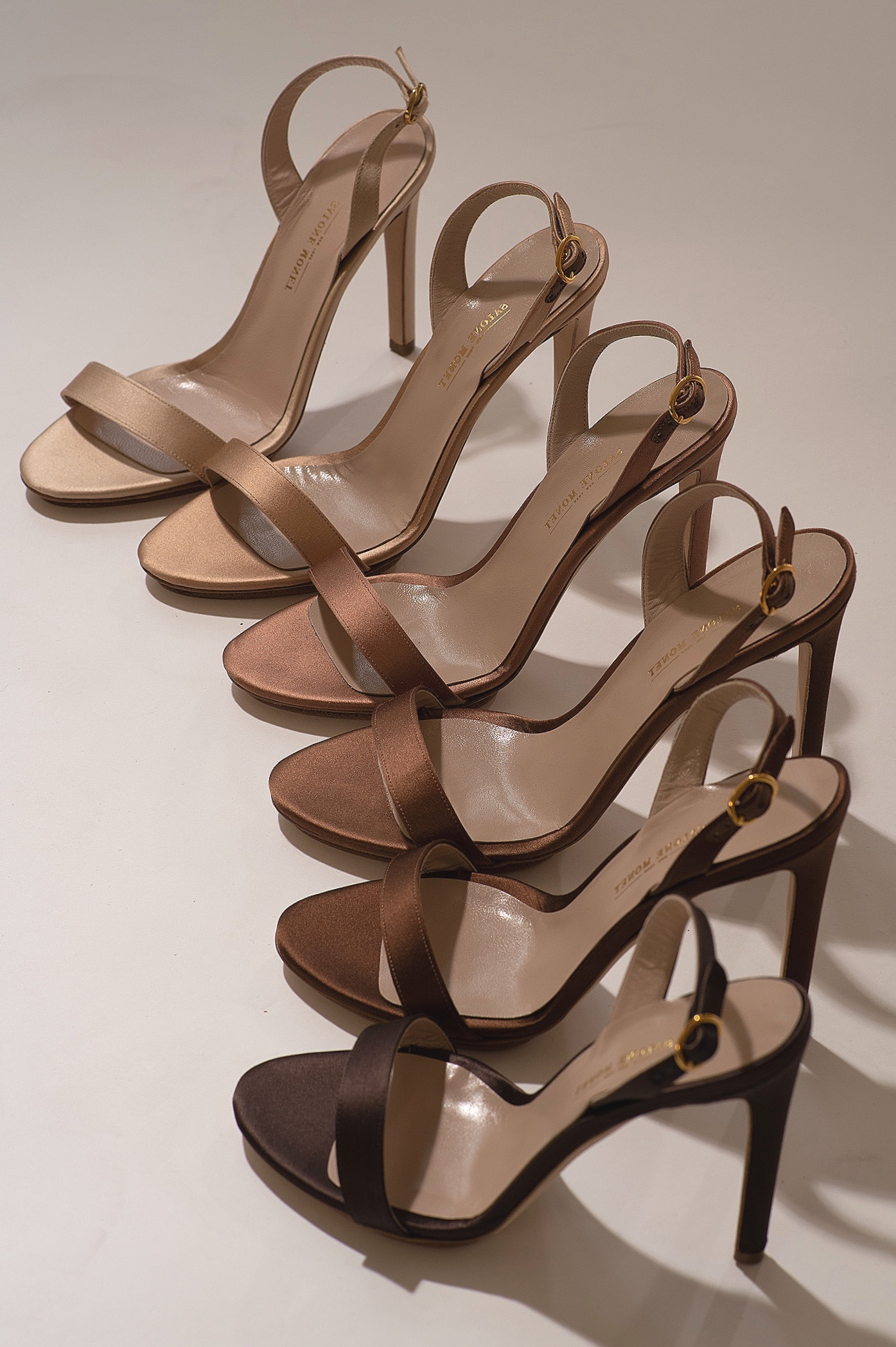 Salone Monet is a collection of inclusive nude heels designed for you and all your favorite looks. -