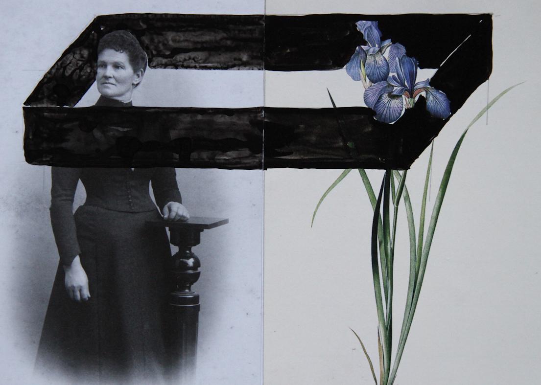 """""""hyacinthus orientalis' aus der Serie""""meditaion in an emergency"""""""