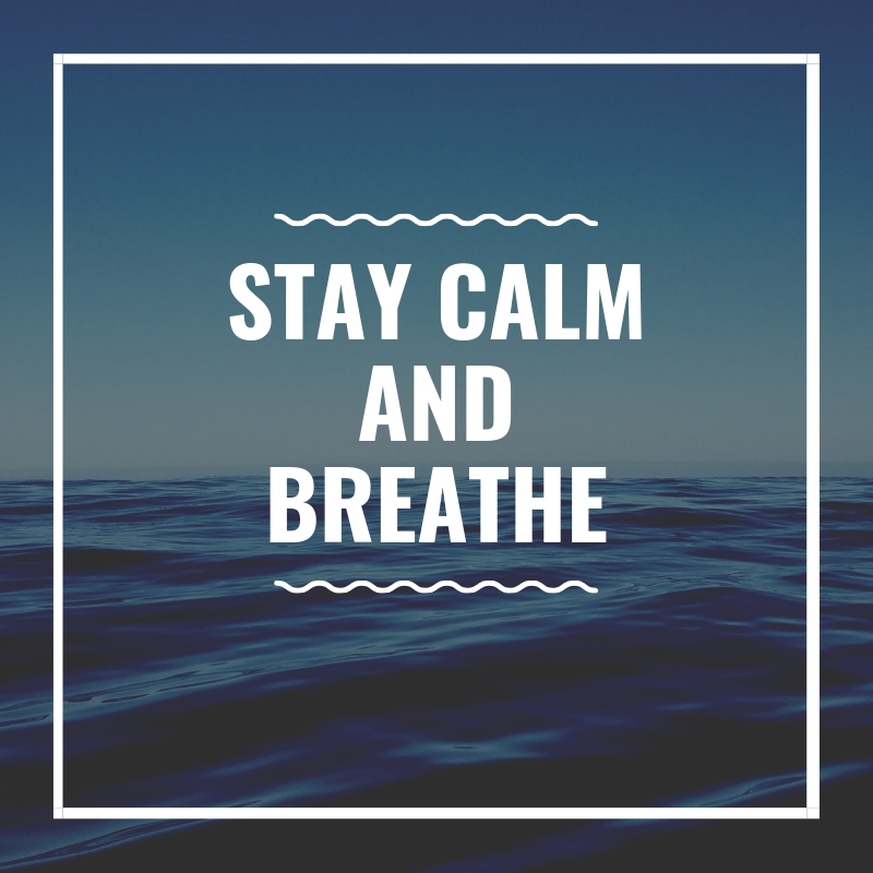 Need A Simple Way to Stay Calm