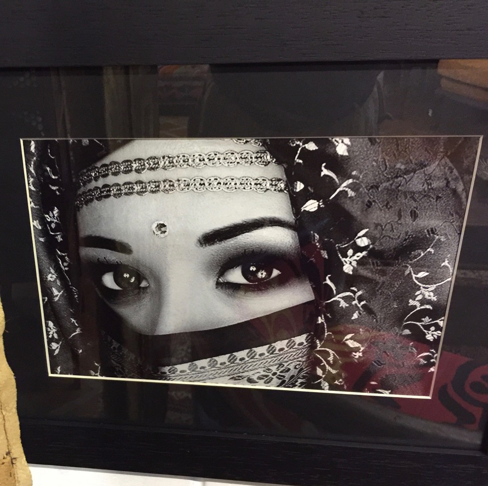 Moroccan Framed Photo Print