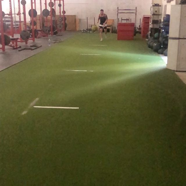 Working some different plyometric variations today. #elite #strength #performance #strengthtraining #strengthandconditioning #daytona #portorange #southdaytona #florida #ninjawarrior #ninjatraining #chiropractor