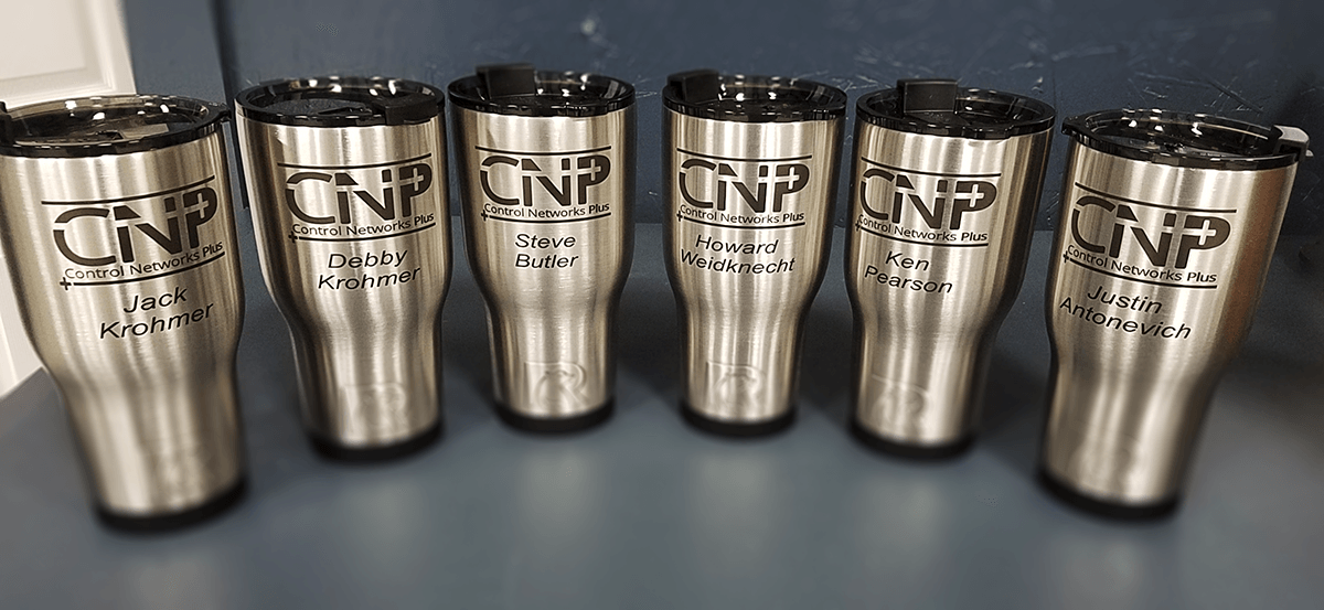 Laser Engraved 30oz Rtic Tumblers