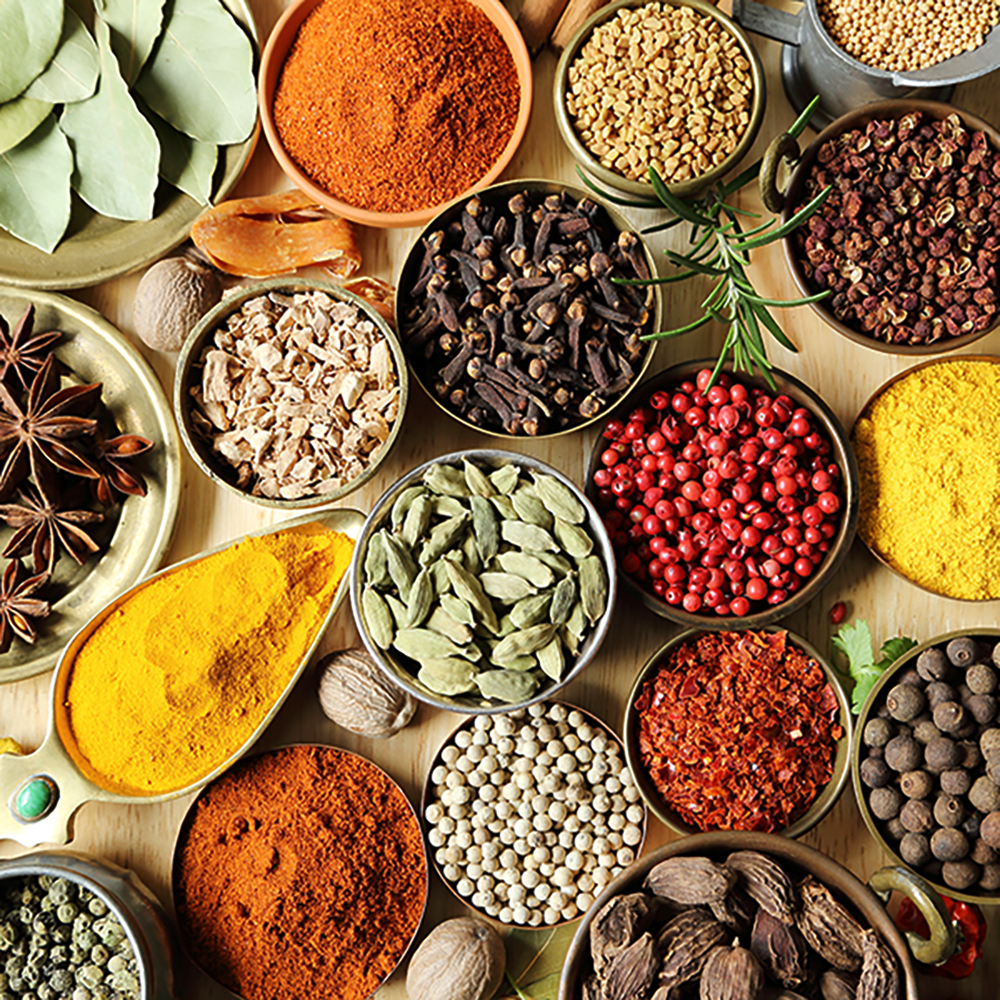 Spices & Dry Herbs — SOLEX Fine Foods