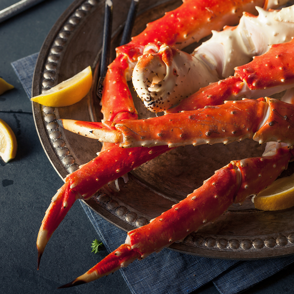 Snow Crab from Magdalen Island
