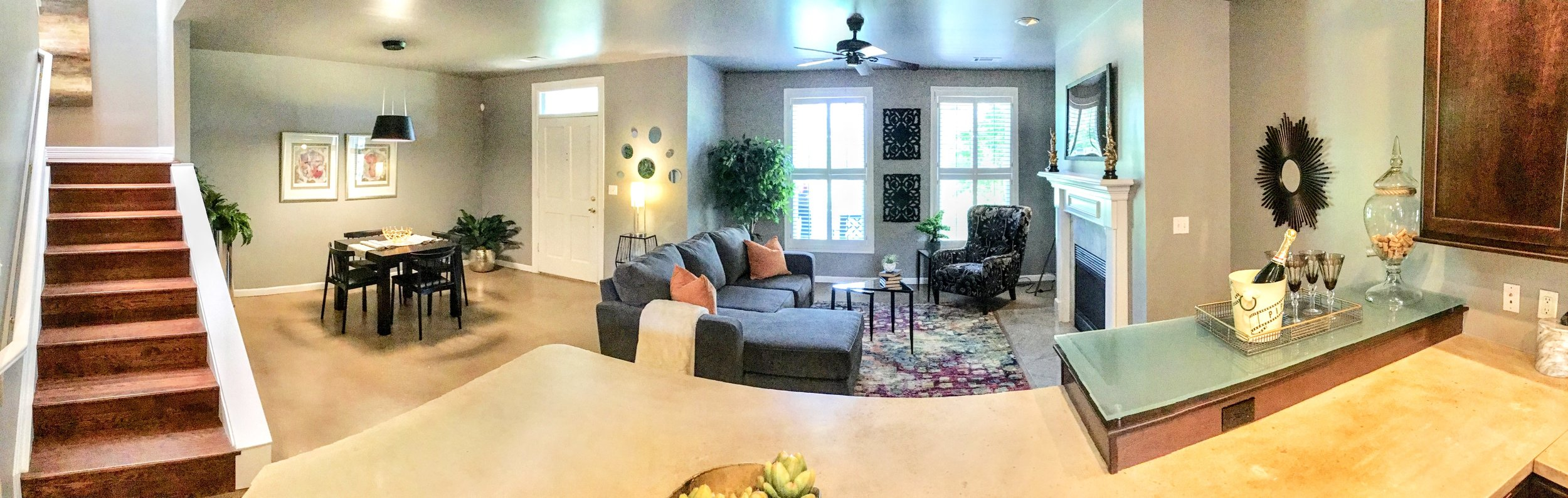 Staging Tulsa - Central Park Condo Downstairs Pano.jpg