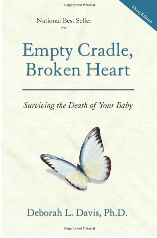 - This book by Dr. Deborah Davis is written with clarity and compassion. It is based on accumulated knowledge of researchers and clinicians, but it speaks directly to mothers and fathers who have gone through the loss of a baby or babies, either during pregnancy or soon afterwards.