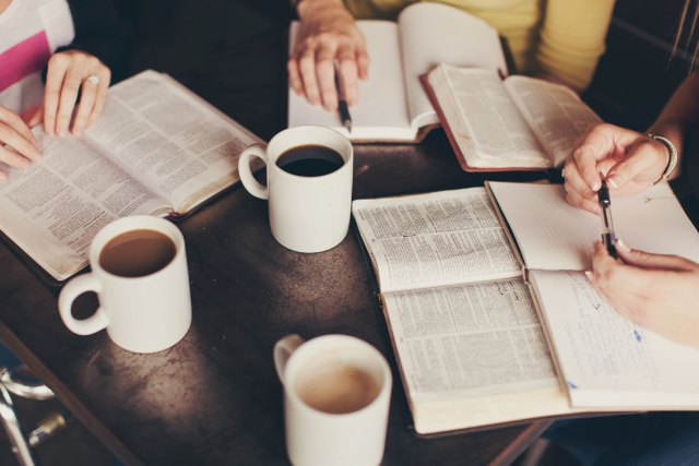A Huddle is.. - a group of two or three people that get together weekly to study the Bible and provide accountability to help each other live in obedience to God.