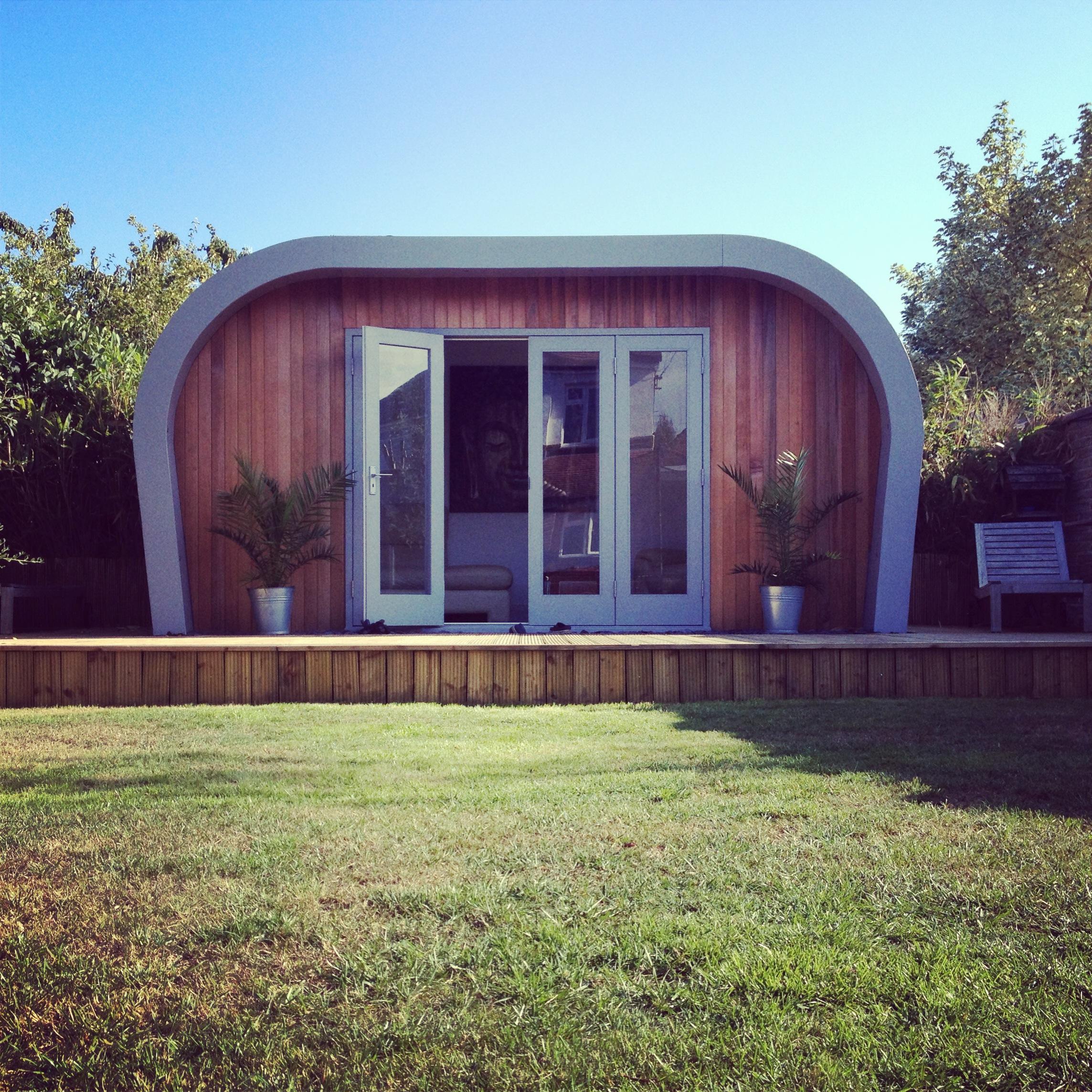 Garden Rooms -