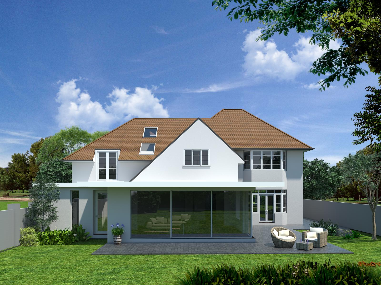 Goring Architectural Design Rear Elevation.png