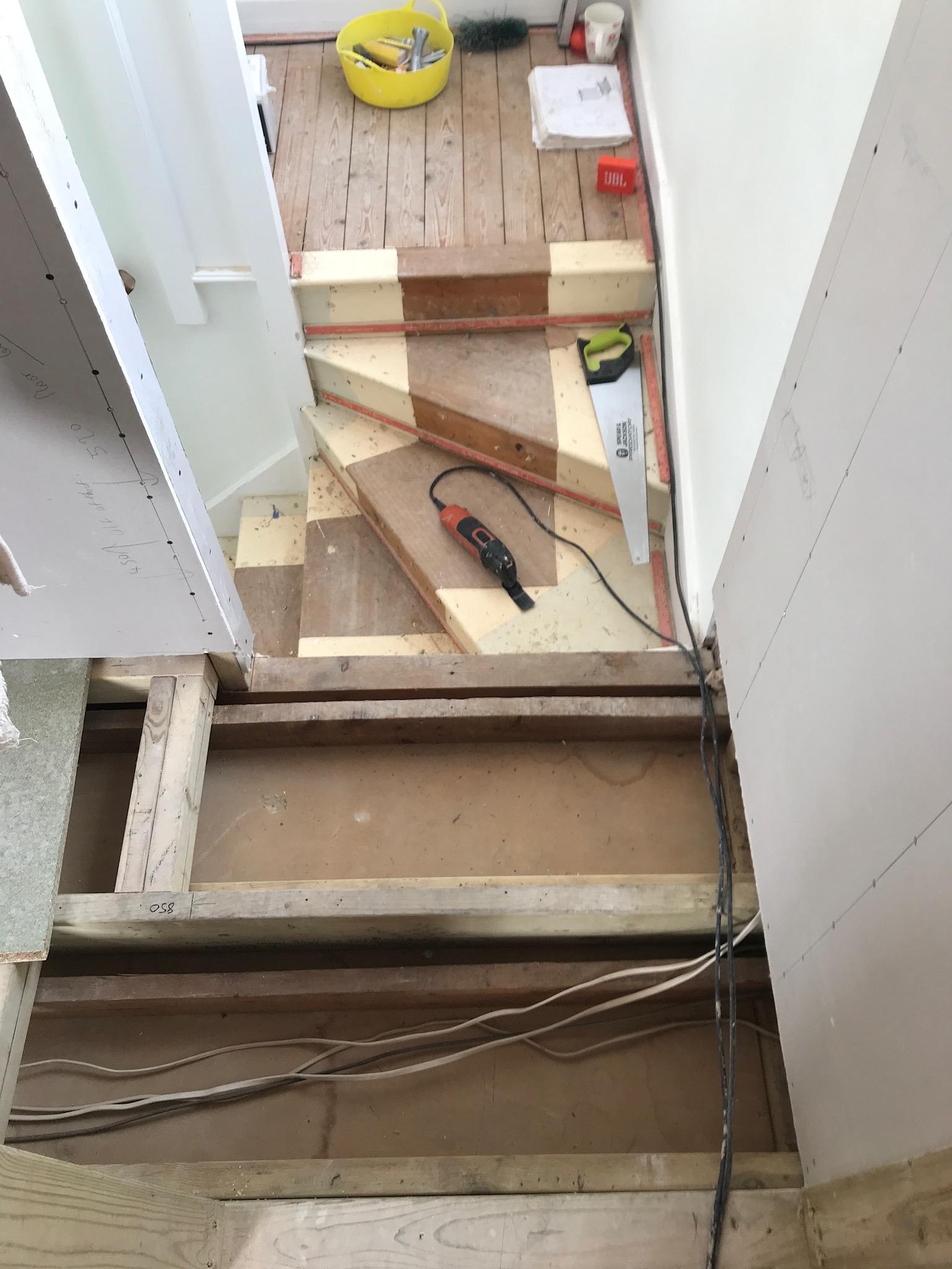 Worthing Loft COnversion Stair adjustment.jpeg