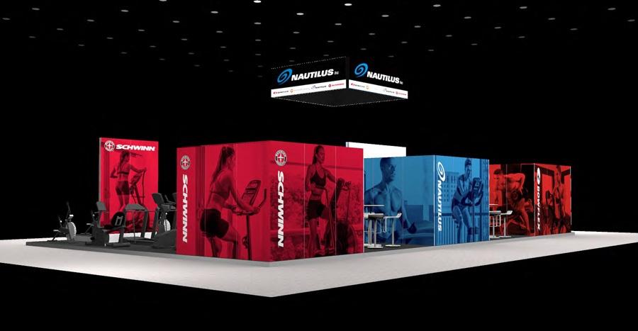ISPO Munich 2017 | Nautilus Inc