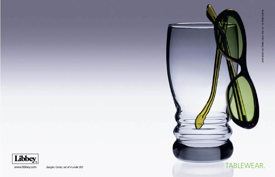 Tablewear | Libbey Glassware | Consumer Ad
