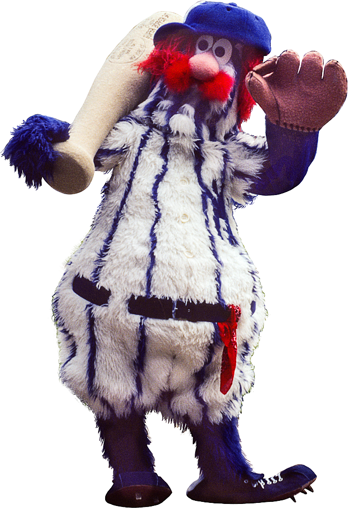 Dandy - The New York Yankee Mascot