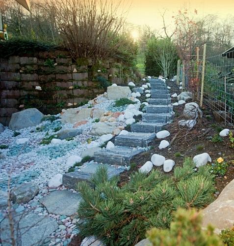 Diese Treppe wurde erschaffen von Adreana Langscheid