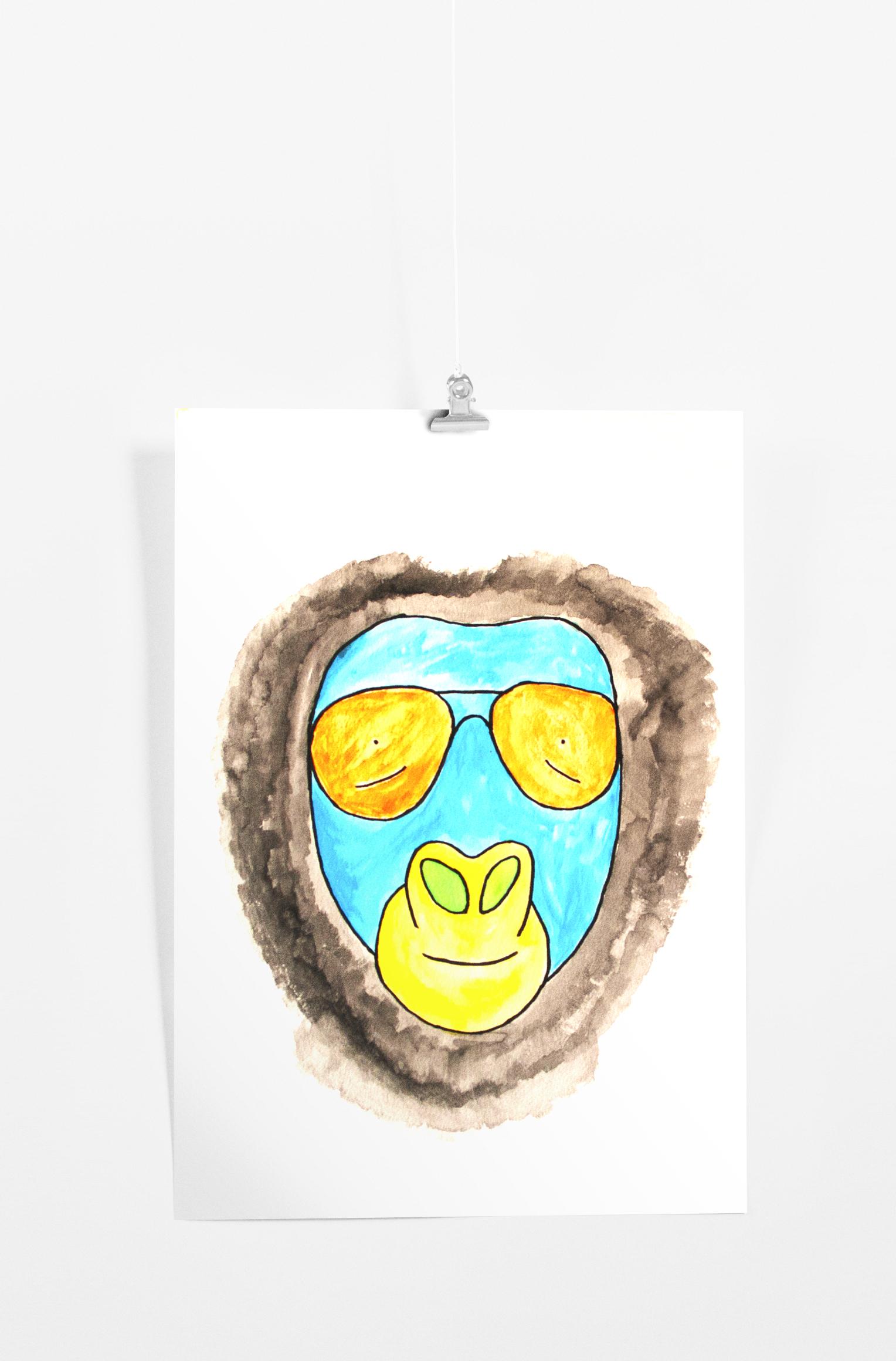 Gorilla Rothsteinesis