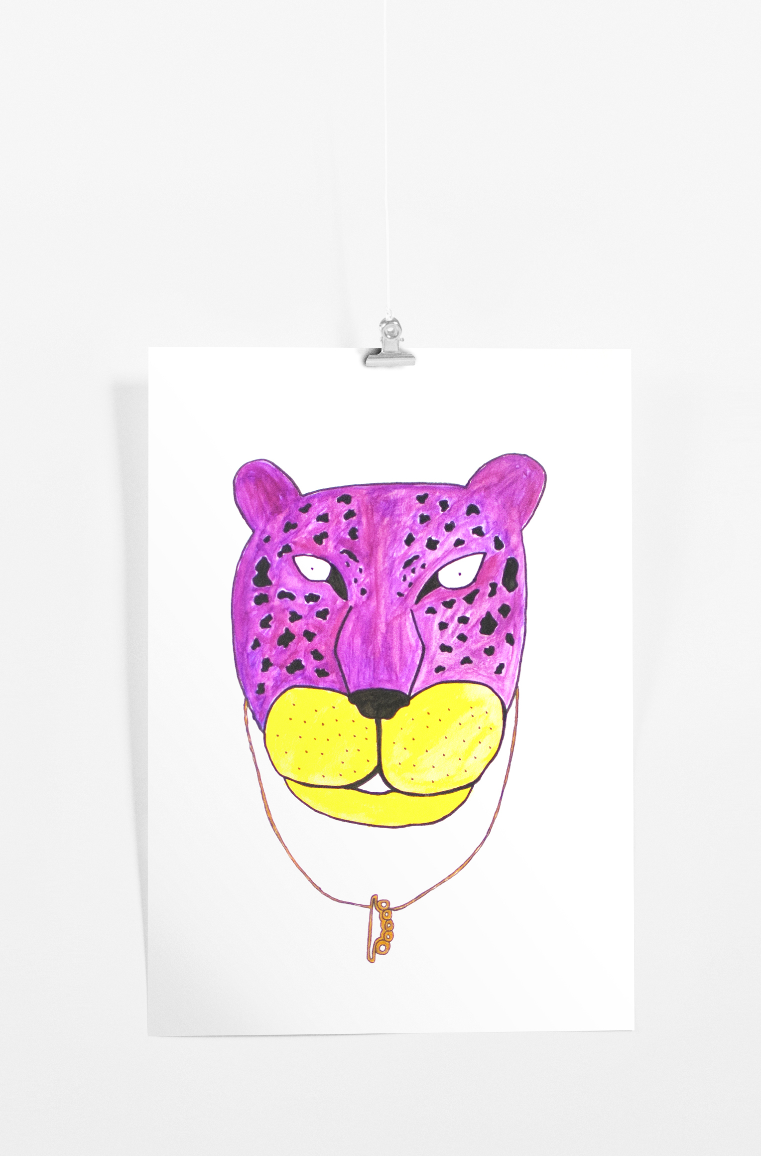 Panthera Onca Bagliotius