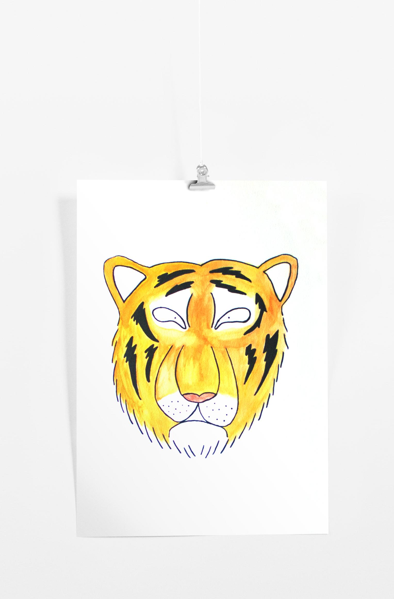 Panthera Tigris Iessis