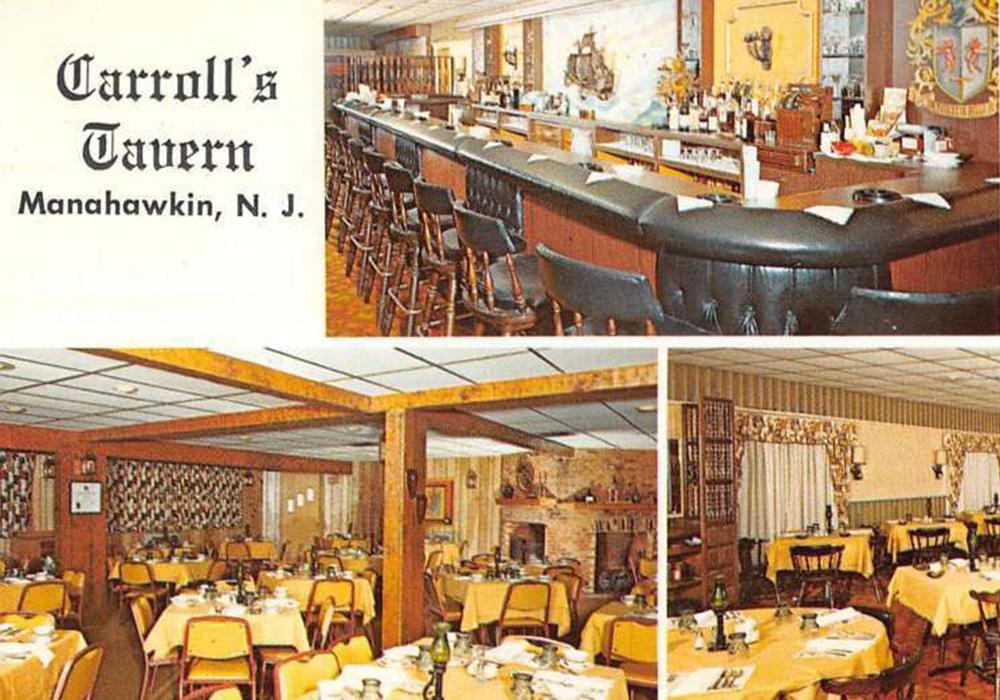 Carroll's Restaurant in Manahawkin, circa late 60s.
