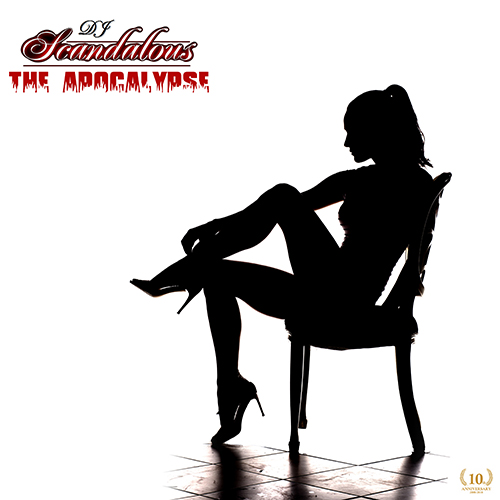 """The Apocalypse""(2006) - This was the first hip hop single DJ Scandalous quietly released in March 21, 2006. The song is written by DJ Scandalous and produced by both himself and Andy ""Mad Skrews"" Diaz."