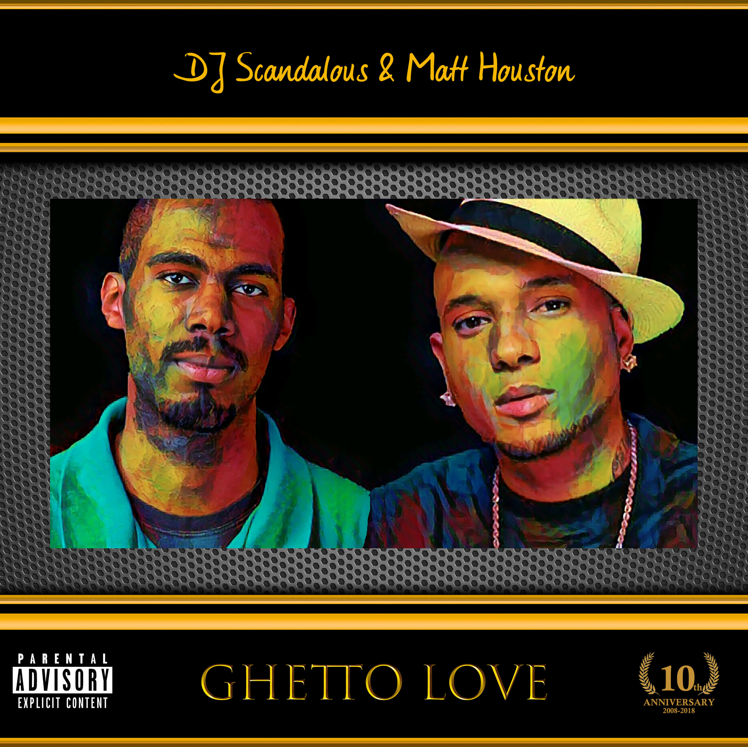 "Ghetto Love(2012) - While working on a joint album and after releasing two singles ""Shawty A Gangsta"" and ""Sex Toy"" and unofficial singles ""The King is Back"" and ""Ghetto Love"", Matt Houston signed to PlayOn / Sony Music France and this album was shelved. Featuring ten tracks, it has been remained unreleased. For now."