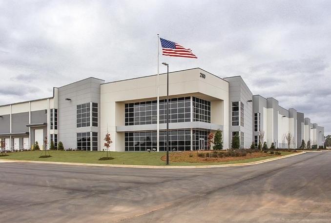 Gillem Logistics Center Development: Forest Park, GA