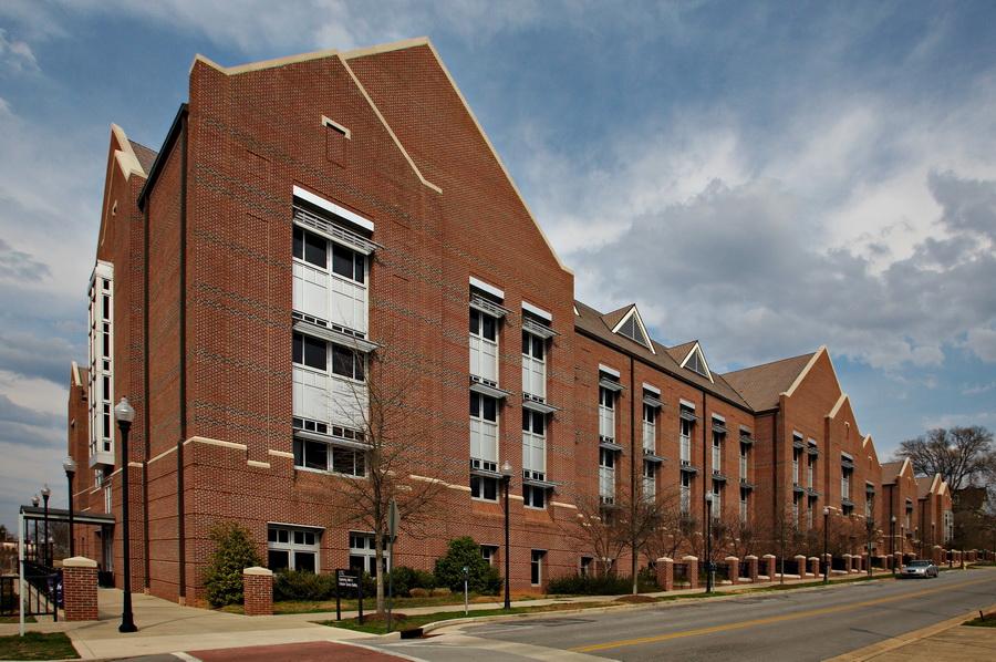 UT Chattanooga Engineering Building: TN