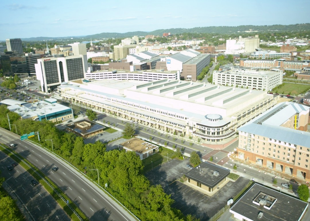 Chattanooga Convention Center: TN