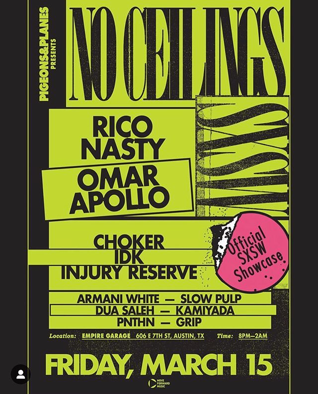 PNTHN @ NO CEILINGS TN LIMITED GA TICKETS AVAILABLE $10 AT THE DOOR | PNTHN @ 8 NEED ALL THE LOCALS TO PULL UP