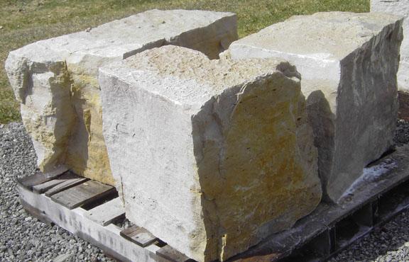Fondulac Sitting Stone