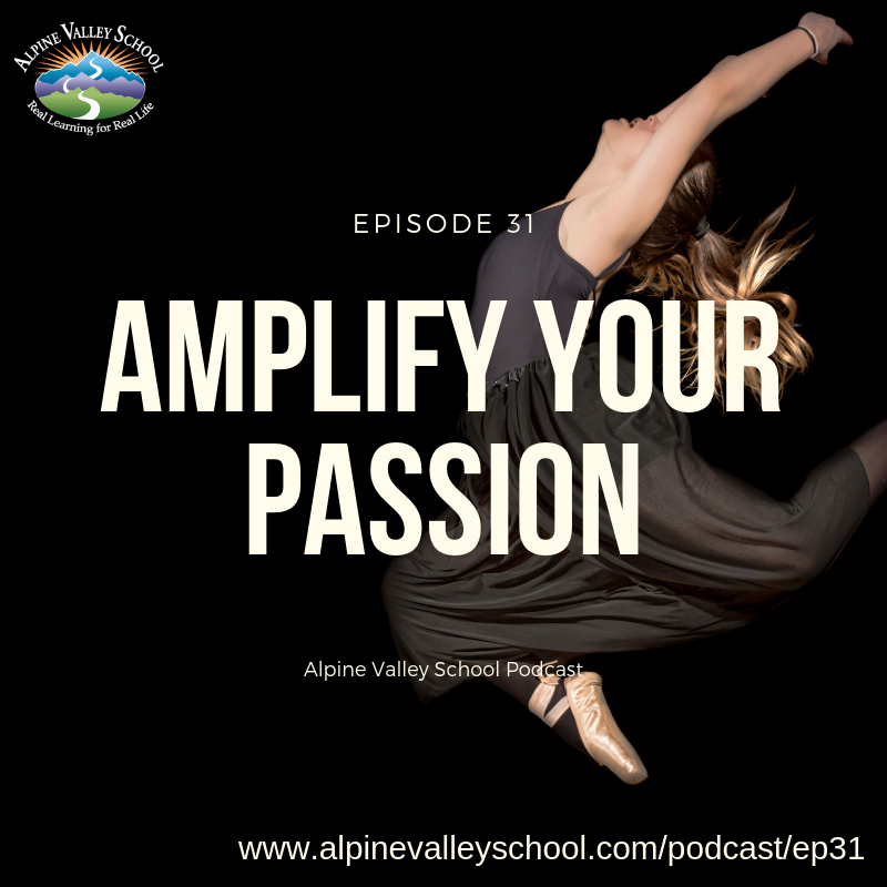 Amplify Your Passion